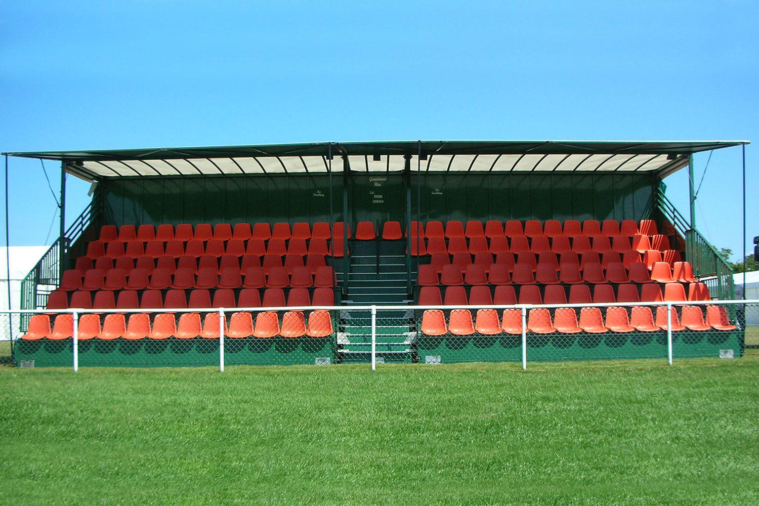 Grandstand Hire - Shows and Events