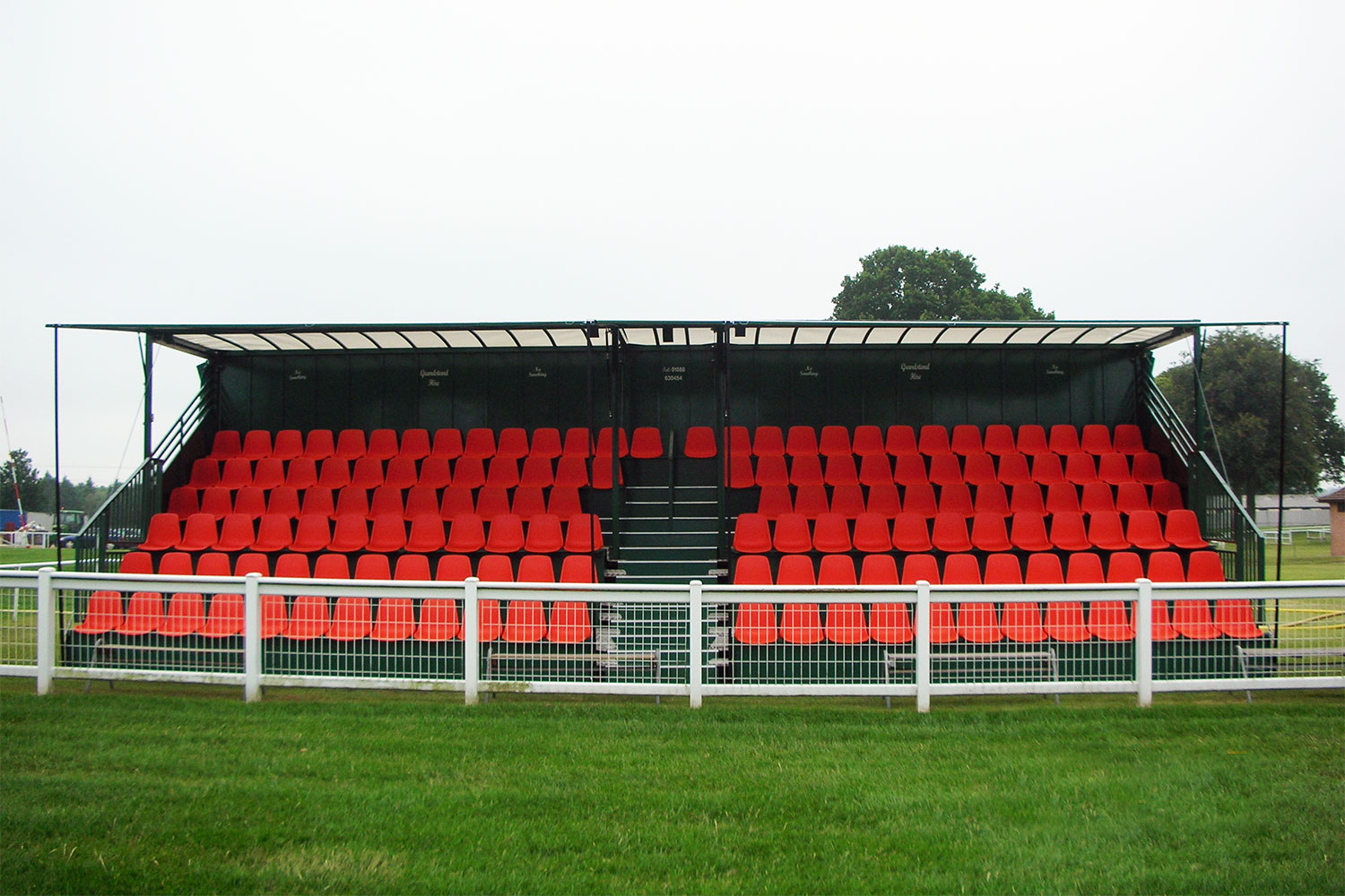 Grandstand Hire - Outdoor Sporting Events