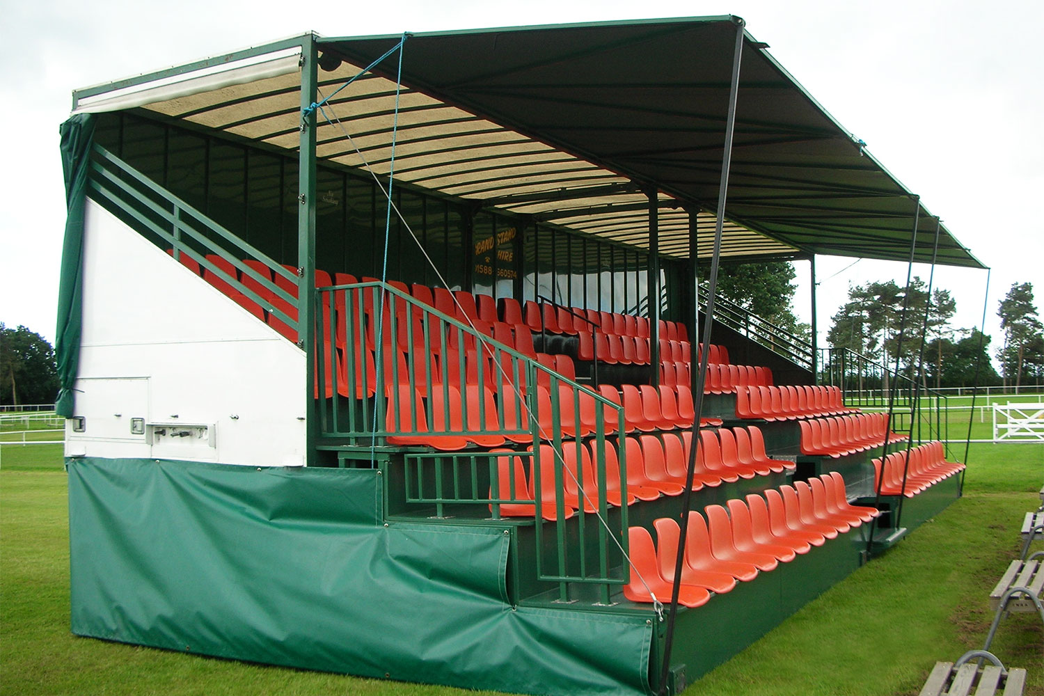 Grandstand Hire - County Shows